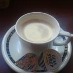 ラ・パウザ - コーヒー