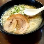 くるり - 料理写真:塩ラーメン