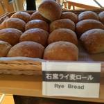 レム日比谷 - 【2016年06月】パンはいい感じの仕上がり。