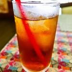 ヒマラヤレストラン&バー - ウーロン茶