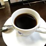 エビアンコーヒー - 珈琲です。 (^○^)