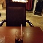 55386183 - ランチ 食後のセルフコーヒー