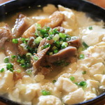 家庭料理の店 ふるさと食堂 - ゆし豆腐そば