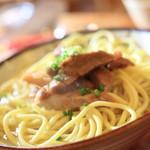家庭料理の店 ふるさと食堂 - そば(中)