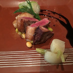サイプレスリゾート久米島 - 和牛ロースト