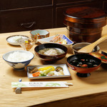 松屋旅館 - ひゅうが飯御膳