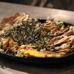 広島風お好み焼き ひなちゃん - とんぺい焼き