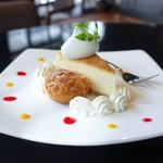 FOCE - ベイクドチーズケーキ