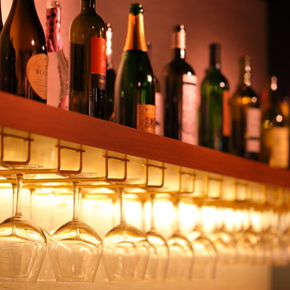 オーガニックワインとコラーゲンしゃぶしゃぶをお楽しみ下さい!