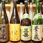 麺酒房 武厳 - ドリンク写真: