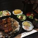 55393648 - まぶし丼ランチ1350円