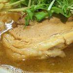 麺処つむじ - チャーシュー