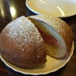 カフェダイナー コナ - ➕200円でランチにマラサダがつく