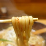 うどん土佐屋 - 麺はもっちもちで柔らかめ❤