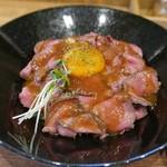 TK - ローストビーフ丼