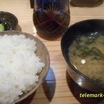 55398842 - ご飯とみそ汁だ!!