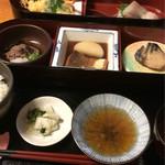 55399067 - 四季菜御前 ¥1200