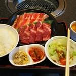 宝島 - 料理写真:日替りスペシャルランチ(920円税別)