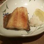 やよい軒 - ホッケの焼き魚もついてきます