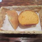 55400667 - パン2種