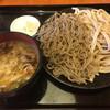 甚五郎 - 料理写真:肉づけのおうどん・おそば(温) 合盛