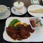 福岡市博物館喫茶室 - 料理写真:アマゾンプレート