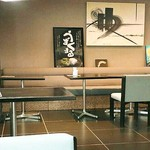紫香楽茶寮うずくまる - 喫茶スペース