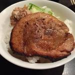 綱取物語 - ミニチャーシュー丼