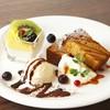 カフェ・ベッラメンテ - 料理写真:本日のデザートプレート