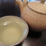 55406354 - 蕎麦湯