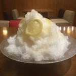 55407652 - かき氷(オリジナルレモネード)