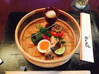 日本料理 木の花