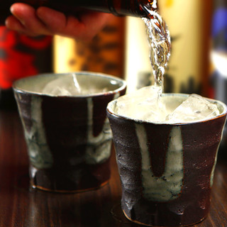 九州は焼酎だけでなく日本酒も◎