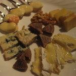 グットドール モンペルデュ - チーズ盛り合わせ