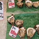 道の駅舞鶴港とれとれセンター - 岩牡蠣