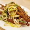 萬来亭 - 料理写真:上海名菜・鴨舌の香り炒め