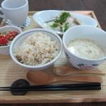 建康キッチン・ループ - 料理写真:8/24日替わりランチ