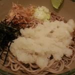 名代 箱根そば - 冷やしおろしそば2016.8.30