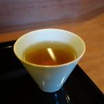 祇園もりわき - ☆温かいお茶でほっこり☆