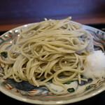 祇園もりわき - ☆〆のお蕎麦\(^o^)/☆