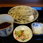 祇園もりわき - ☆お蕎麦セット☆