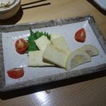 逢鳥 - チーズ味噌漬け