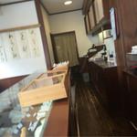 巌邑堂 - お店の内観です。