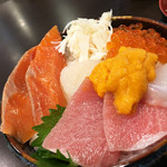 55419937 - 日替わり丼 2,000円