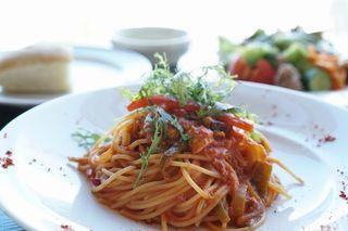 Legato - 自家製ツナのバスタ風トマトソース