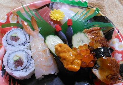 やざき寿司 イオン日根野店