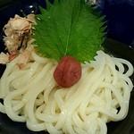 和食と甘味かんざし - 梅おろし冷うどん
