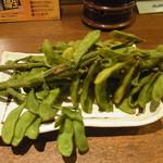 魚樽 - がっかり第1位 スカスカ枝豆