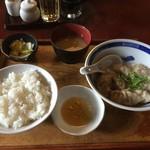 55421497 - 水餃子定食                       830円