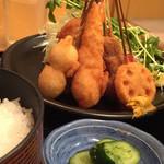 串の房 - 料理写真: